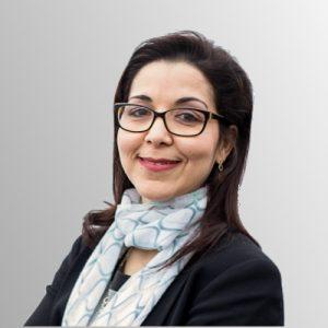 Nadia Aarab  Styreleder